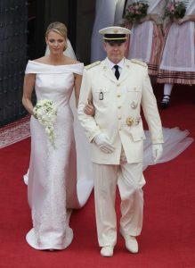 Charlene-Wittstock-Prince-Albert-Married