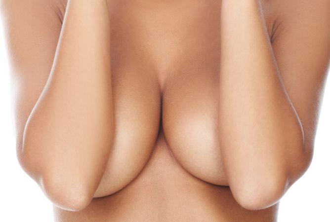 breast-skin