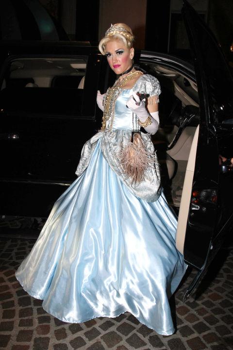 Gwen Stefani jako Kopciuszek (2011)