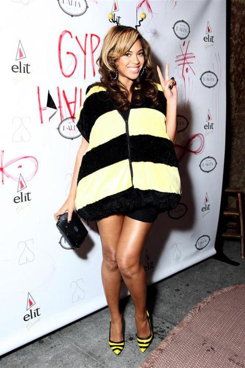 Beyonce jako trzmiel (2011)
