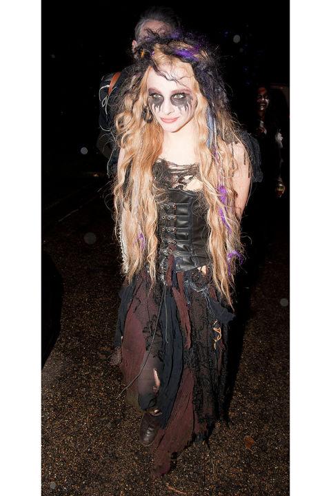 Chloe Moretz jako wampir/czarownica