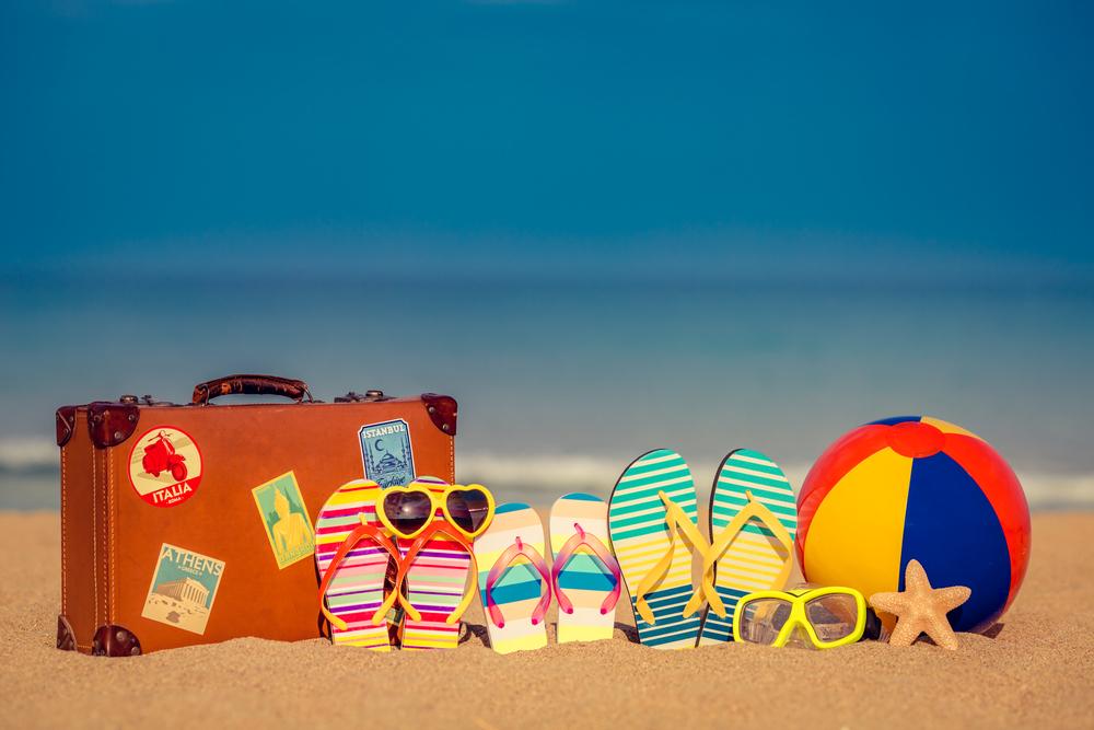 Foto wakacje z dzieckiem Shutterstock