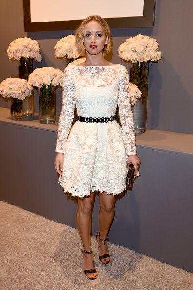 październik 2014 (suknia Oscar de la Renta)