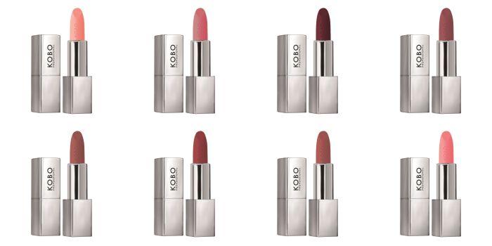 KOBO_PROFESSIONAL_pomadka szminka do ust BRILLANT_LIPSTICK_601_Beautiful-tile