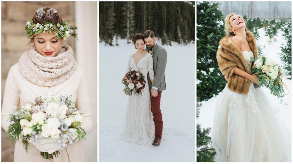 ślub I Wesele Zimą Trendy Inspiracje Pomysły Jestemkobietacom
