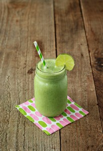 Vanilla-Lime-Green-Smoothie