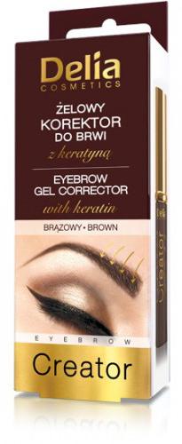 delia-eyebrow-creator-zelowy-korektor-do-brwi