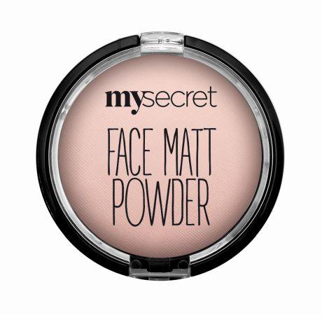 My_Secret_puder_wypiekany_Face_Matt_Powder