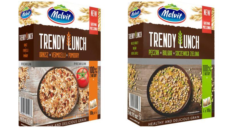 Trendy Lunch Bo Zdrowe Odżywianie Jest Trendy