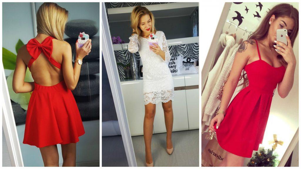 e8cbc80a3 Poszukując idealnej sukienki na karnawał, sylwestra czy studniówkę czasem  trzeba poświęcić na to dużo czasu i energii. Wymarzona sukienka wieczorowa  musi ...