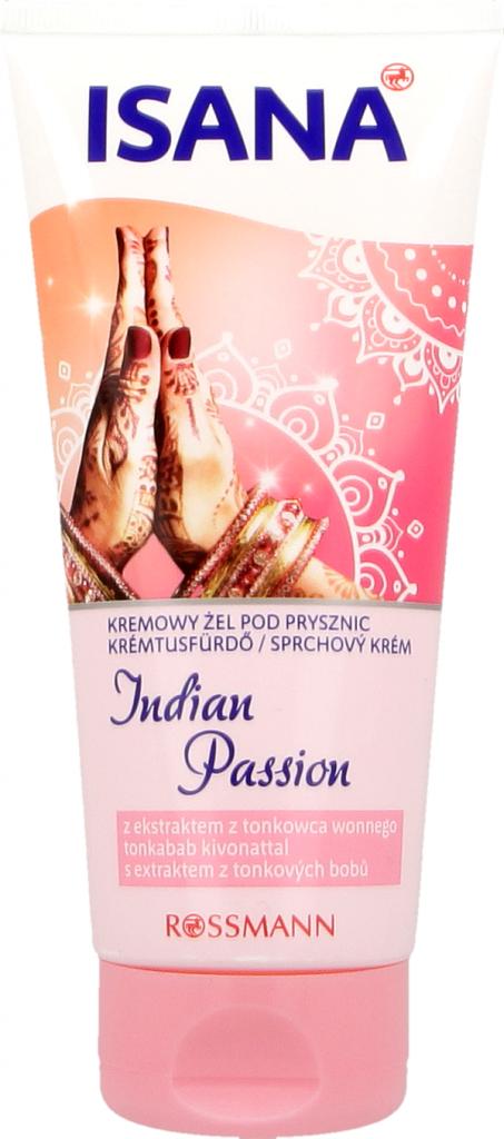 Isana zel pod prysznic Indian Passion 200ml