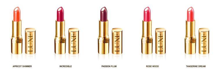 Powiększająca szminka LUXE Apricot Shimmer_AVON-horz