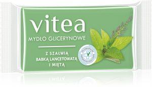 Vitea_mydło z szałwia, miętą i babką lancetowatą