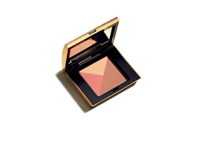 kompakt 3w1 bronzer rozświetlacz i róż LUXE_AVON