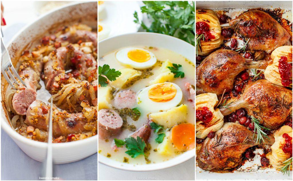 Wielkanocny Obiad Przepisy Na Swiateczne Dania Jestemkobieta Com