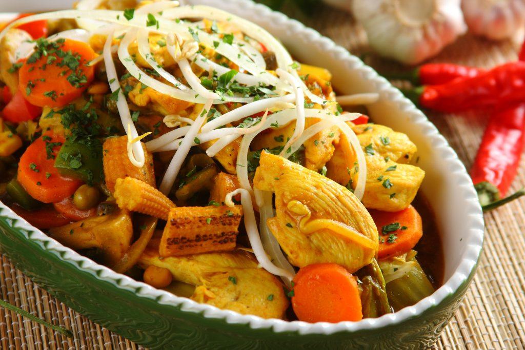 Orient Na Talerzu Czyli Kuchnia Azjatycka Na Czasie