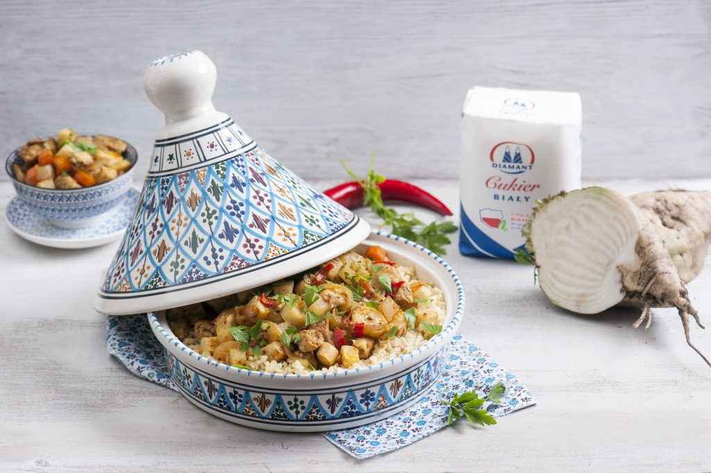 Kuchnia Orientalna Z Polskim Akcentem Przepis Na Tagine Z